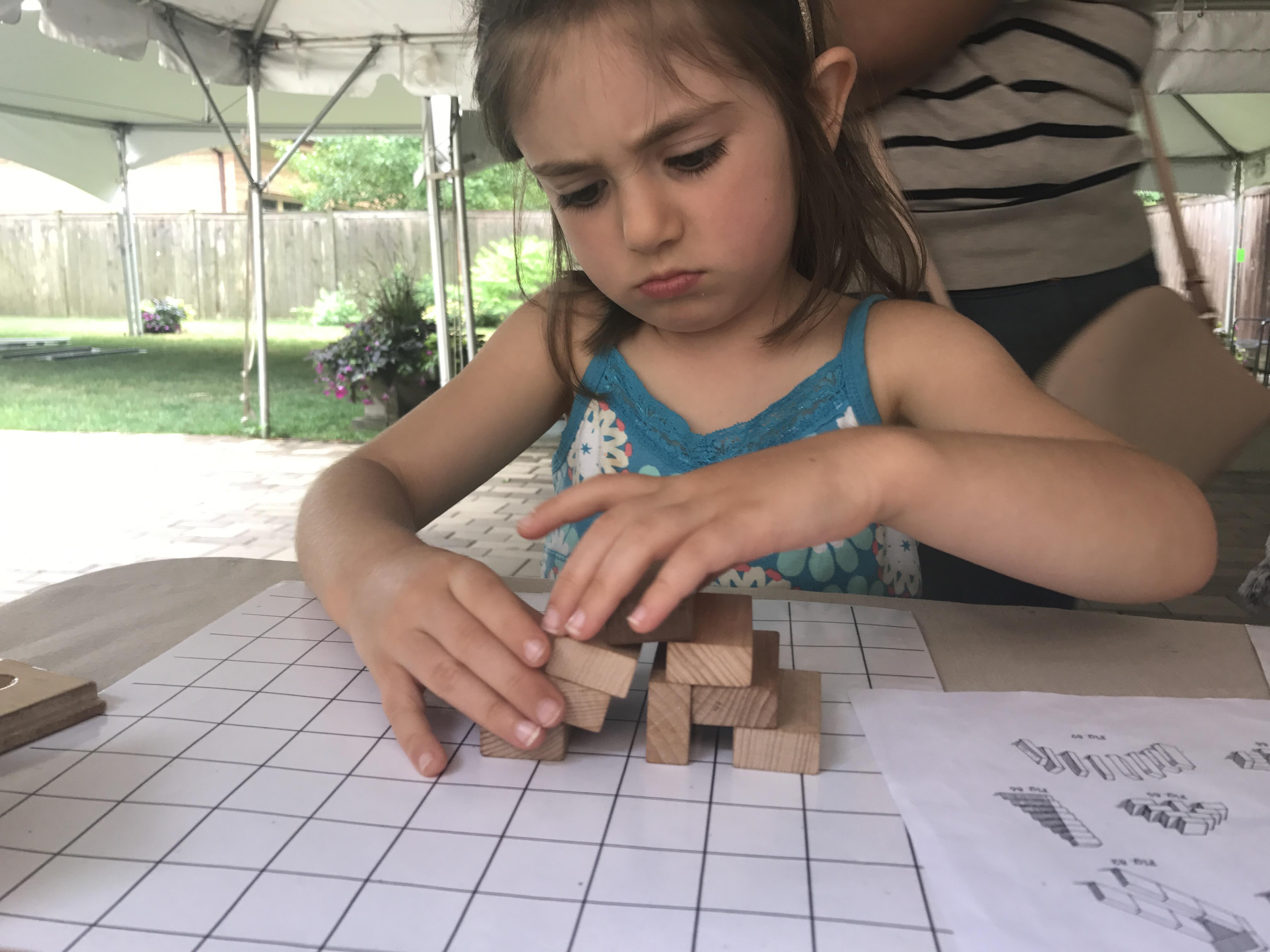 Froebel Blocks and Frank Lloyd Wright