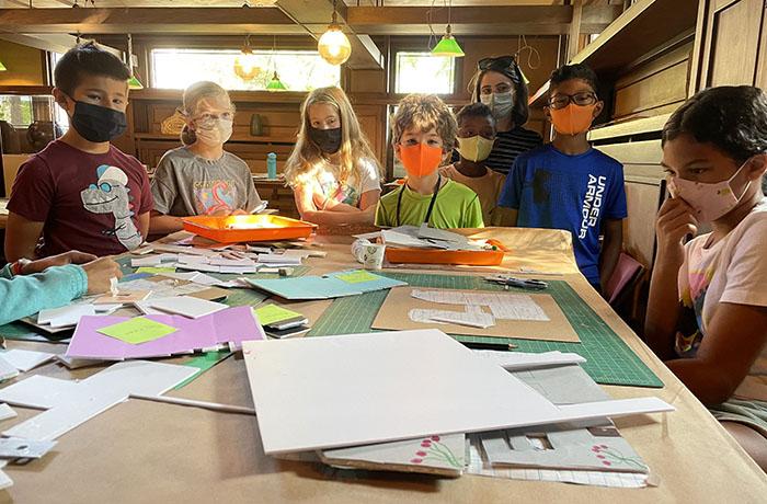 Organic Classroom Design